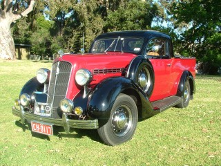 1935 plymouth PJd