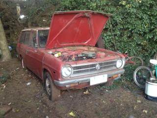 1970 Datsun 1200