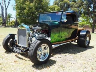 1928 Ford CAPRI CLUBSPRINT
