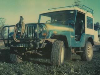 1968 Jeep CJ5 (4x4)