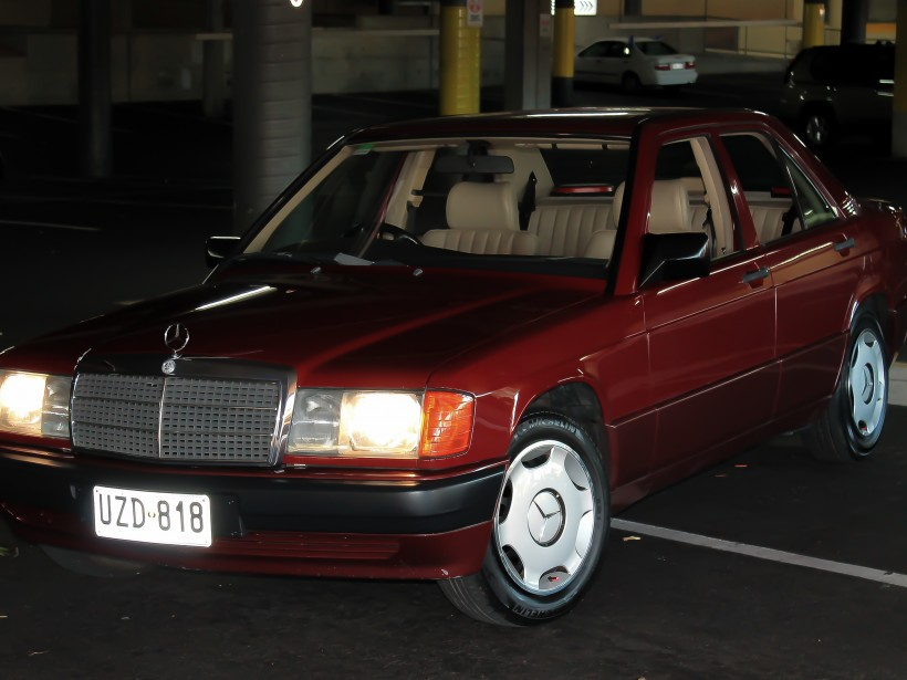 1989 Mercedes-Benz 190 E 2.3 Limited Edition