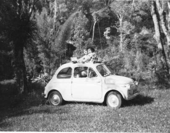 1959 fiat 500 d sun roof turbo shannons club for Garage fiat 94
