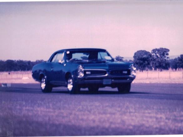 1967 Pontiac GTO 428 Royal Bobcat