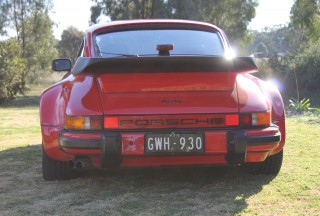 1982 PORSCHE 930