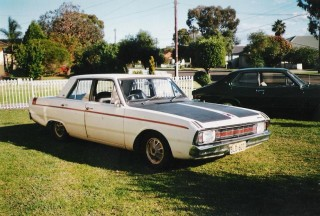 1970 Chrysler Valiant VG Pacer