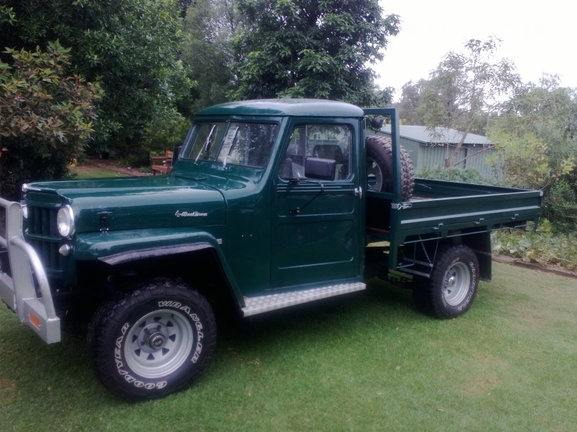 1958 Willys Pick up Truck