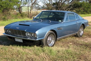 1969 Aston Martin DBS 