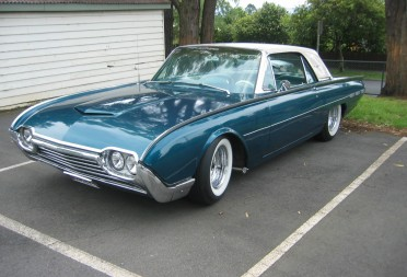 1962 Ford Thund... Insurance Auto Auctions