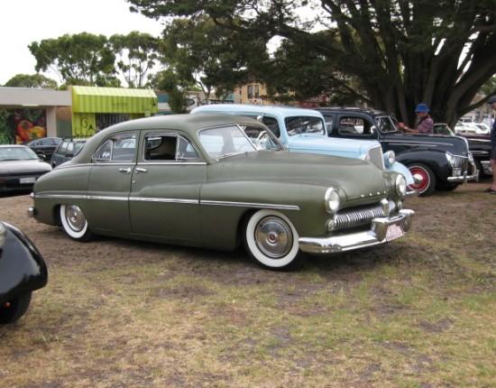 1949 Mercury Sport sedan