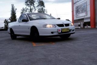 2002 Holden VU Commodore Ute