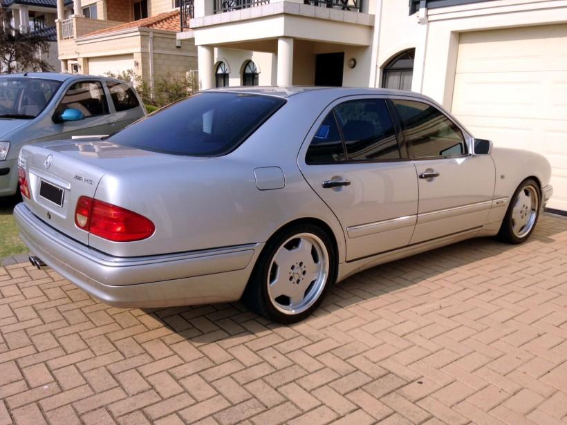 Facelman 39 s garage car list shannons club for 1999 mercedes benz e55 amg