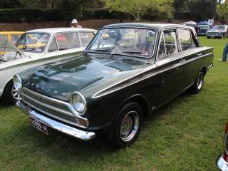 1966 Ford Cortina Mk I GT