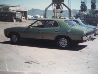 1972 Ford Falcon GT