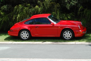 1991 Porsche 964