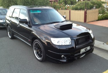 2007 Subaru Forester XTi - lisarvic - Shannons Club