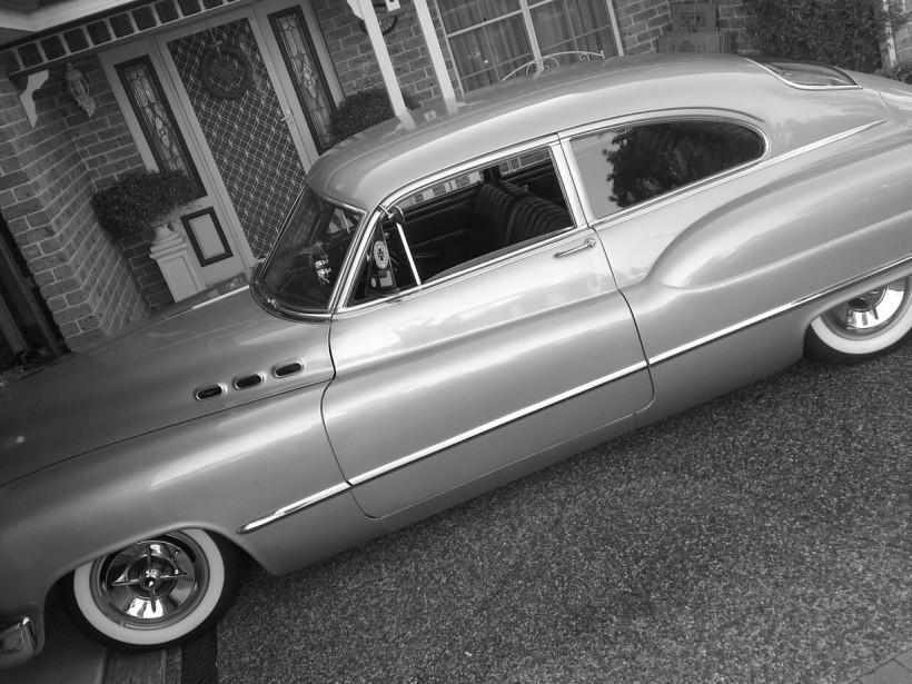 1950 Buick 46 D Sedanette