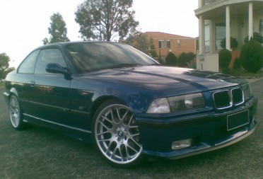 1994 BMW M3 