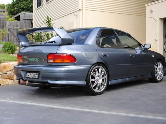 Subaru Wrx Forum >> 1999 Subaru Impreza WRX STi Version 6 - Sting - Shannons Club