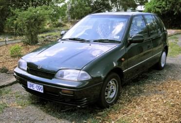 1997 Suzuki Swift - Information and photos - MOMENTcar