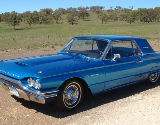 1964 Ford ThunderbirdFord Thunderbird 1964