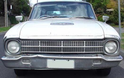 1965 Ford XM falcon