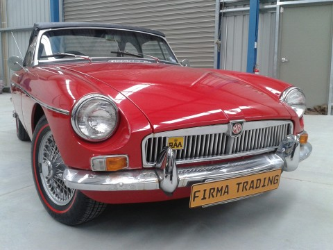 Firma trading classic cars