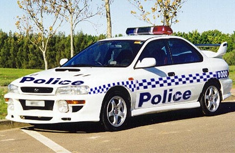 What Will The Highway Patrol Drive In The Post Aussie V8