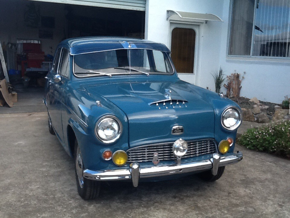 1954 Austin a90 westminster