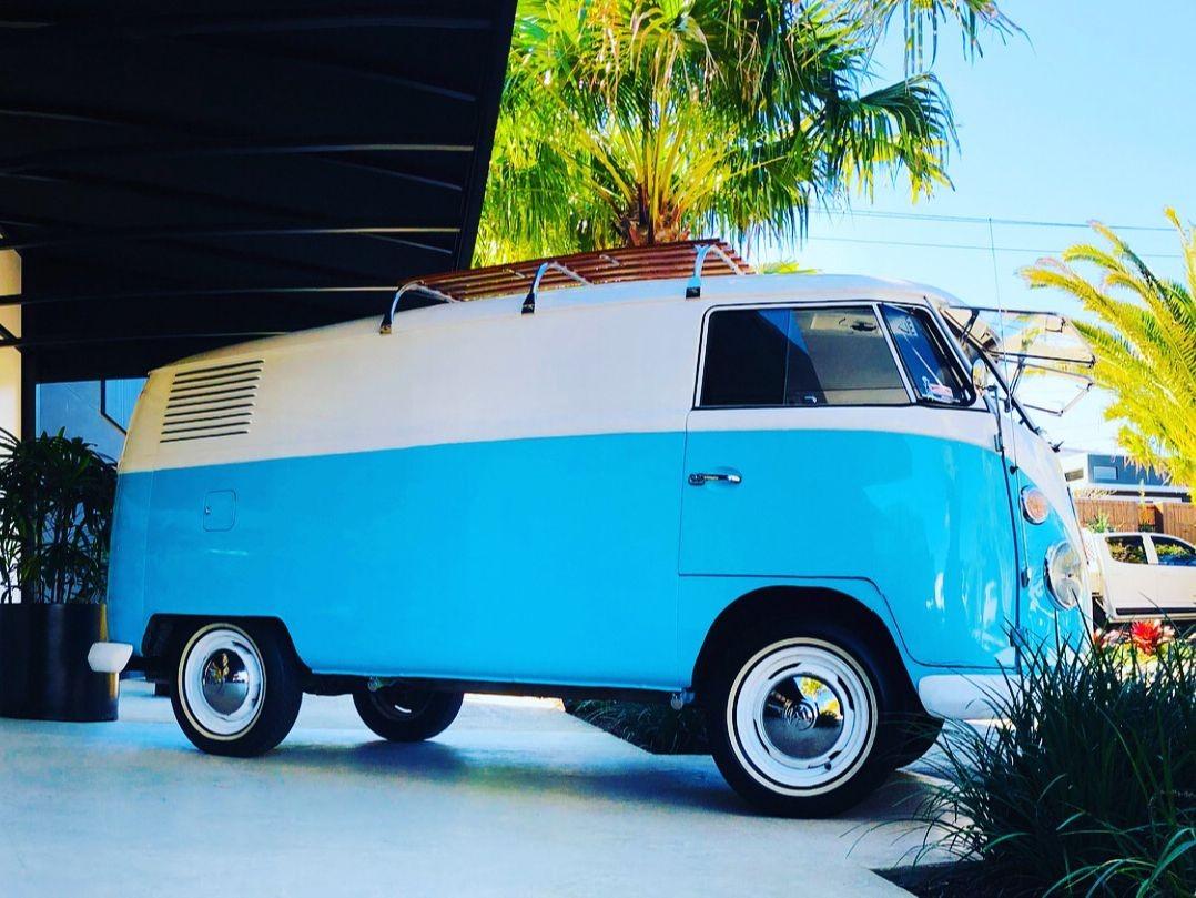 1966 Volkswagen KOMBI