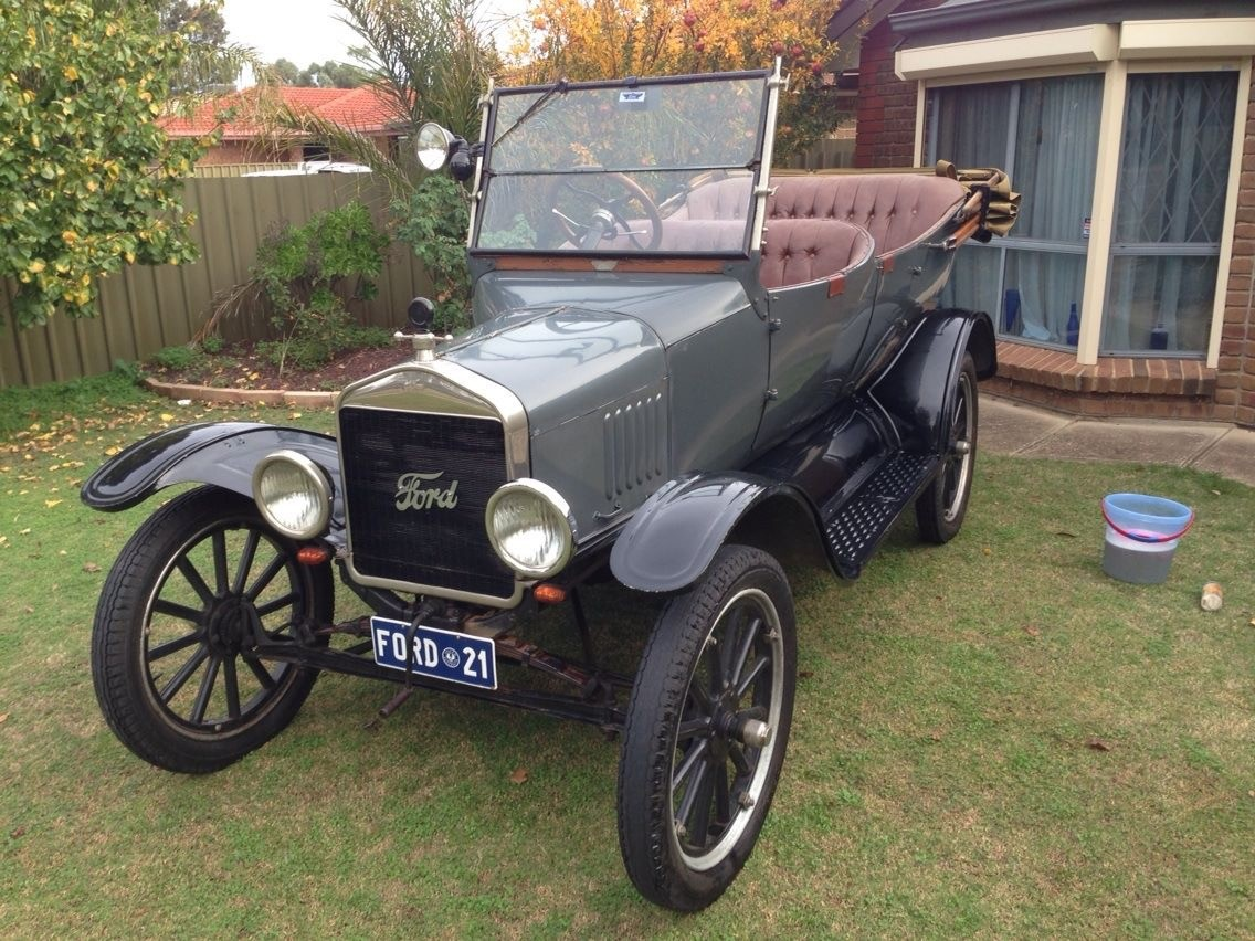 1921 Ford T
