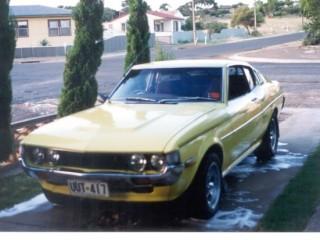1977 Toyota Celiac LT 2000