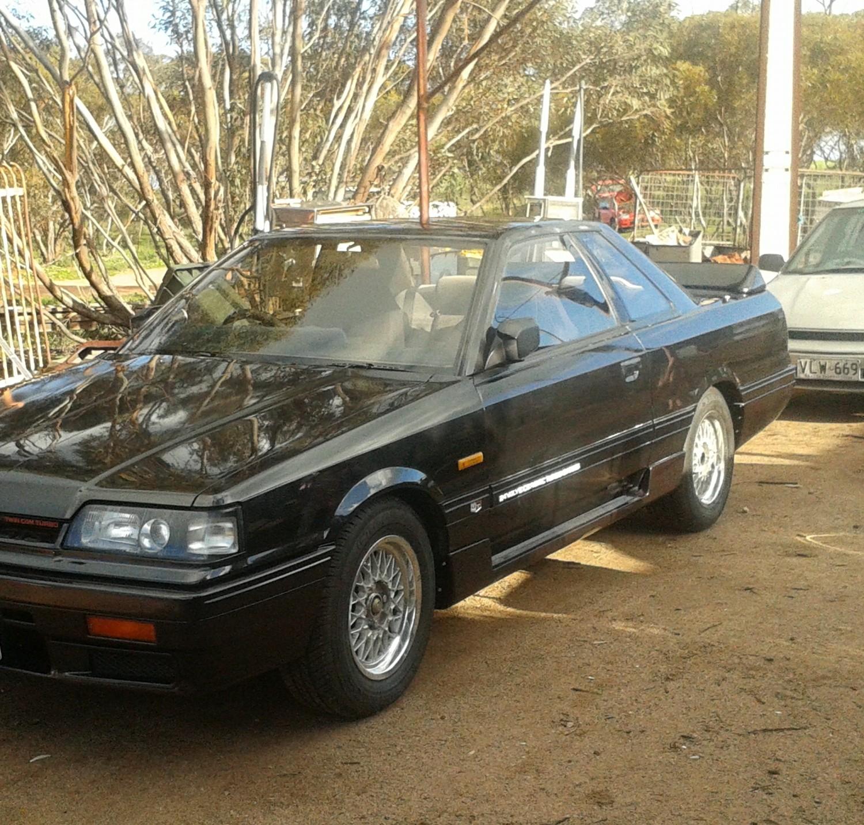 1988 Nissan Skyline Nat82 Shannons Club