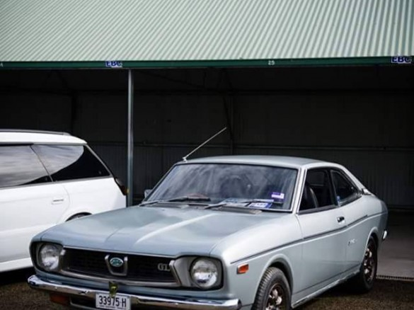 1974 Subaru 1400 Gl Coupe Willyfisterbottom Shannons Club