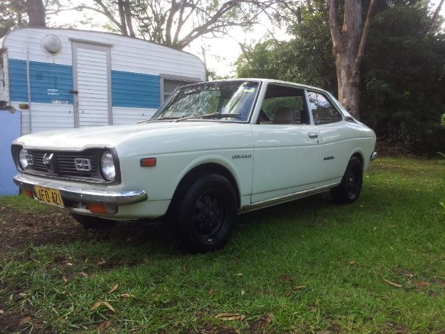 1976 Subaru 1600 DL