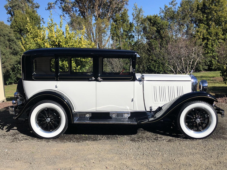 1929 Dodge Victory 6