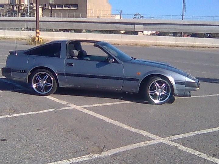 1986 Nissan 300 ZX TARGA