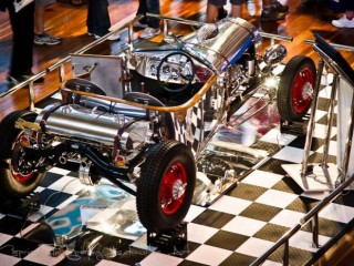 1928 Ford Model A Roadster Special