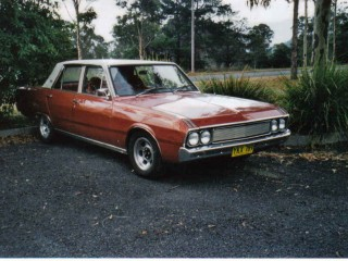 1969 Chrysler VF VIP