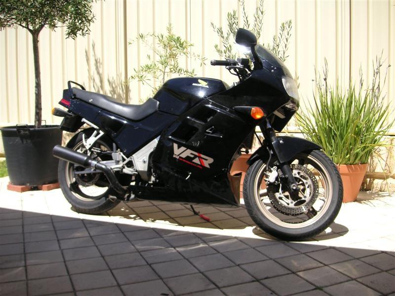 1989 Honda vfr750