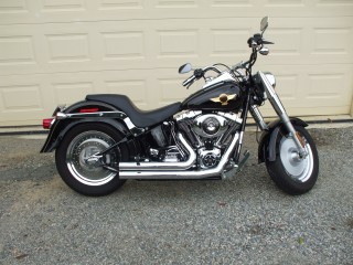 2005 Harley-Davidson 1550cc FATBOY LTD  EDITION ANNAVERSARY