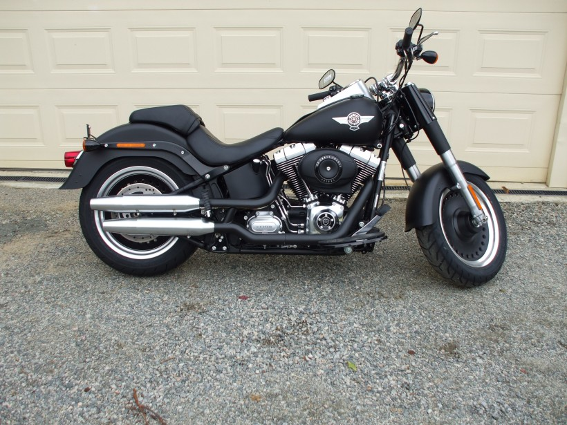 2010 Harley-Davidson 1584cc FLSTFB FAT BOY LO