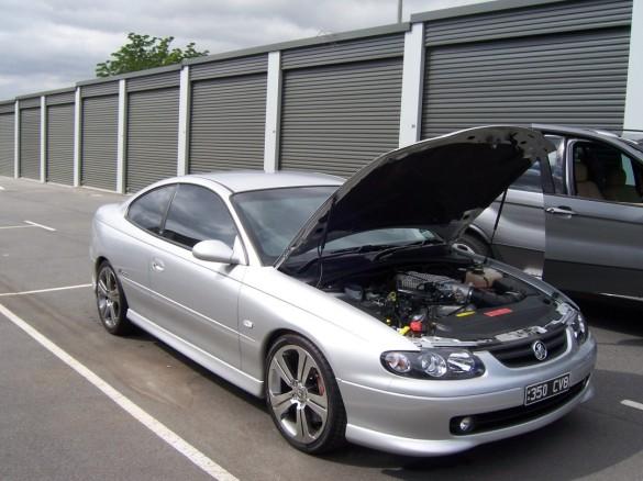 2002 Holden MONARO CV8 - denniscv8 - Shannons Club