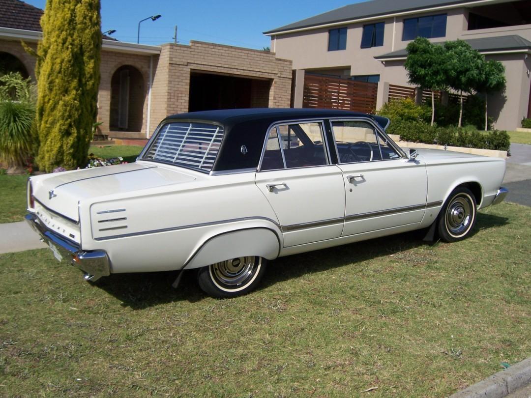 1967 Chrysler VALIANT VC V8