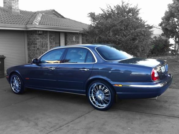 2003 Jaguar XJ8 4.2