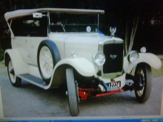 1926 Galloway Tourer