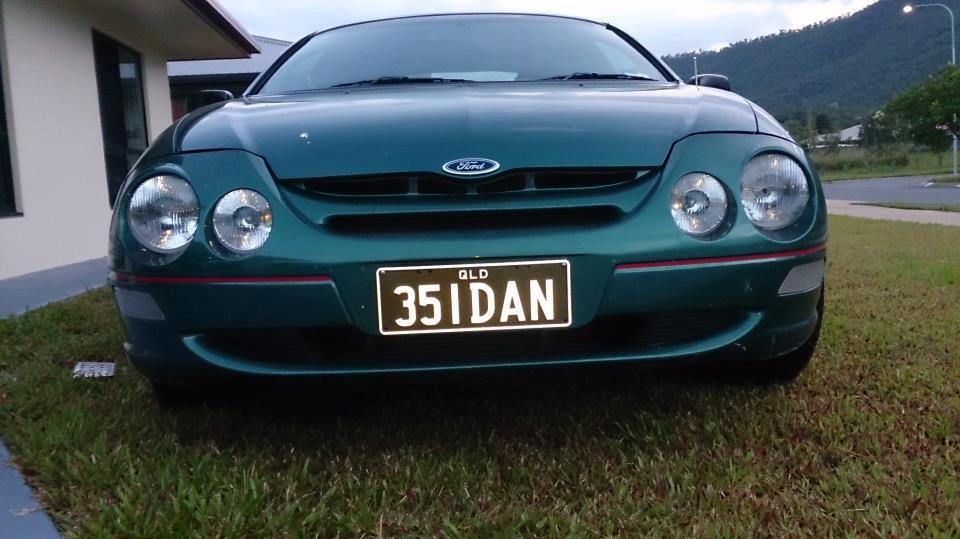 1998 Ford FALCON