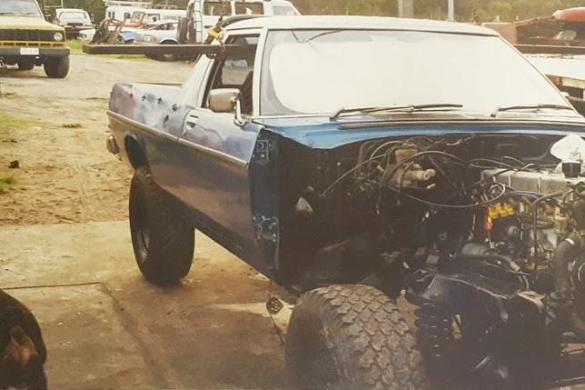 1976 Holden HX