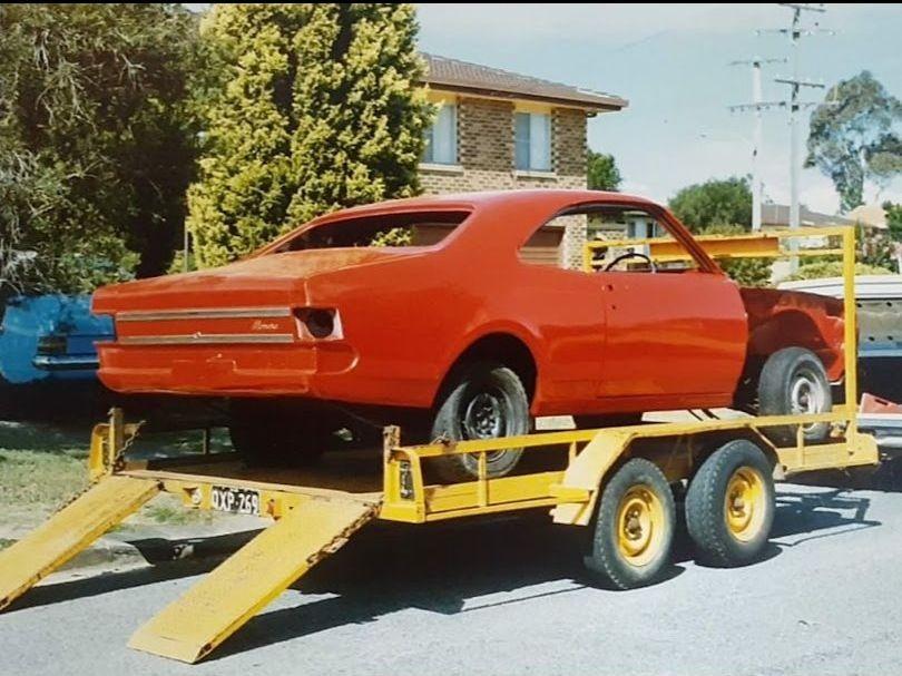 1970 Holden HG Monaro