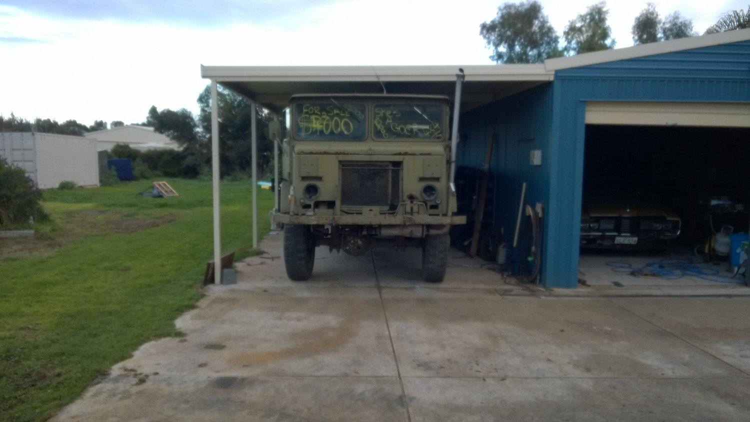 1968 International Harvester Harvester Mk4 4x4