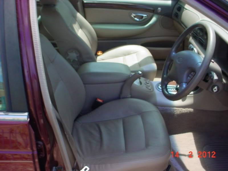 1997 Ford Fairlane Ghia